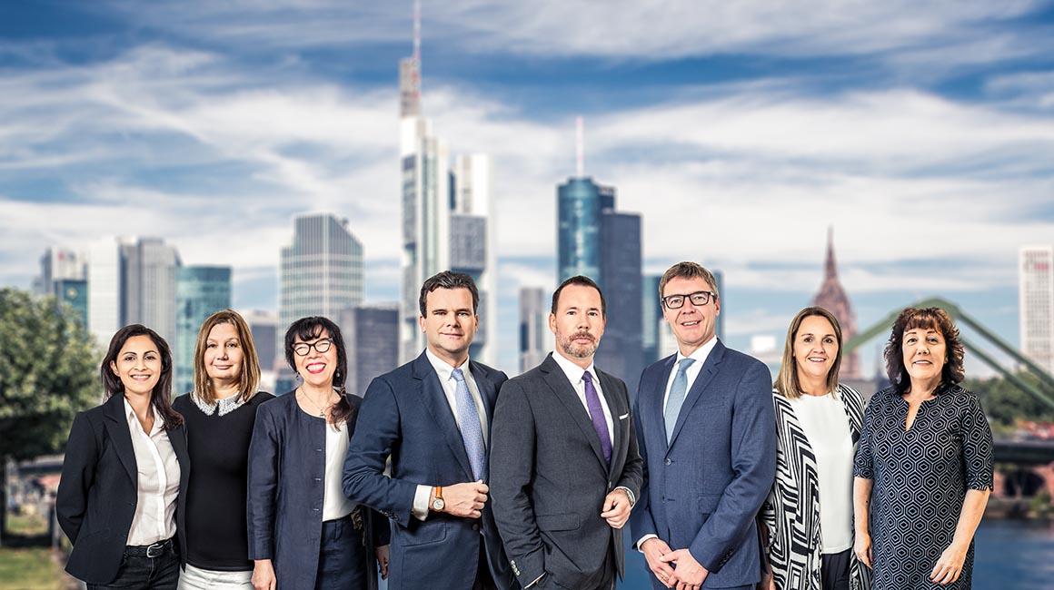 Team von BB Notare Rechtsanwälte